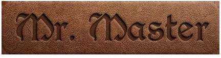 Mr Master Logo